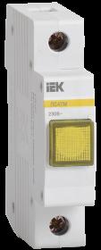 Сигнальная лампа ЛС-47М (желтая) (матрица) ИЭК