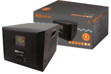 Стабилизатор напряжения СНР1-1-8 кВА электронный переносной TDM