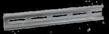 DIN-рейка  (10см) оцинкованная