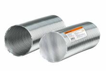 Воздуховод гофрированный алюминиевый Ø115 TDM