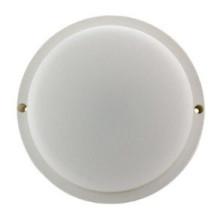 Банник LT-LBWP-04-IP65-8W-6500К LED круглый с датчиком движения