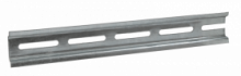 DIN-рейка  (60см) оцинкованная