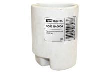 Патрон керамический E40 (контакты медь, гильза медь) TDM
