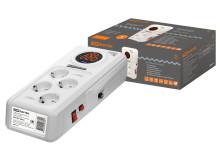Стабилизатор напряжения СБР1-1-1,5 кВА электронный бытовой TDM