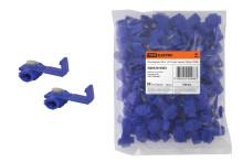 Ответвитель ОВ-2 1,0-2,5 мм2 синий (100 шт) TDM