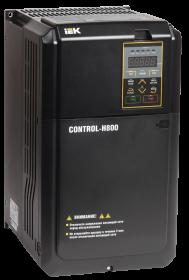 Преобразователь частоты CONTROL-H800 380В, 3Ф 15-18,5 kW IEK