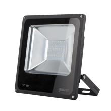 Прожектор светодиодный Gauss Elementary 50W 3510lm IP65 6500К черный 1/10