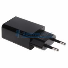 Сетевое зарядное устройство USB (СЗУ) (5V, 2 100 mA) черное REXANT