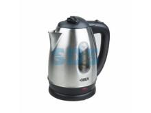 Чайник электрический, нержавеющая сталь с индикатором уровня воды 1,8 литра, 1850 Вт/220В (DXK-785)