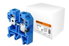 Зажим наборный ЗНИ-10мм2 (JXB70А) синий TDM