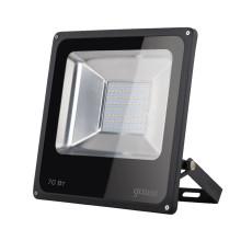 Прожектор светодиодный Gauss Elementary 70W 4370lm IP65 6500К черный 1/10
