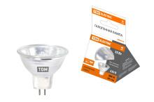 Лампа галогенная с отражателем MR16 (JCDR) - 35 Вт - 230 В - GU5.3 TDM