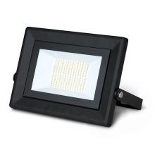 Прожектор светодиодный Gauss Qplus 50W 5000lm IP65 6500К черный 1/10