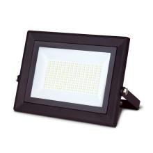 Прожектор светодиодный Gauss Elementary 100W 6500lm IP65 3000К черный 1/10