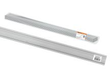 DIN-рейка алюминиевая усиленная 35х15х1,5х2000мм TDM