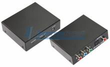 Конвертер YPbPr+SPDIF/Toslink на HDMI REXANT