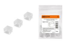 Заглушка для светодиодной ленты SMD5050-220 В TDM