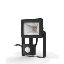 Прожектор светодиодный Gauss Elementary-S 10W 740lm IP65 6500К черный с датчиком движения 1/20