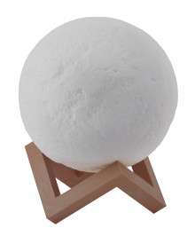ЭРА NLED-491-1W-W белый наст.светильник