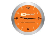 Часы настенные TDM