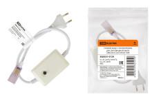 Сетевой шнур для светодиодной ленты SMD5050-220 В-RGB TDM