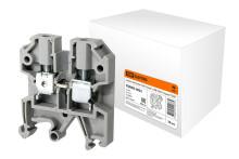 Зажим наборный ЗНИ-16мм2 (JXB100А) серый TDM