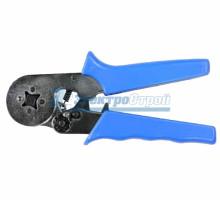 Кримпер для обжима штыревых наконечников   0.25 - 6.0 мм2  (ht-864)