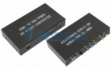Конвертер HDMI на YPbPr/VGA + 2 RCA REXANT