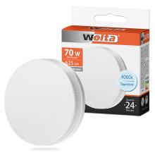 Лампа LED WOLTA R75 7.5Вт 625Лм GX53 4000К   1/100