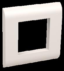 Рамка для коробок на 2 модуля.