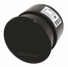 Разъём РШ-ВШ 32А 380В 3Р+РЕ (кругл.) TDM
