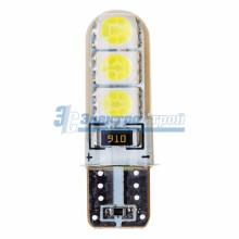 Лампочка Т10 силиконовая с чипом
