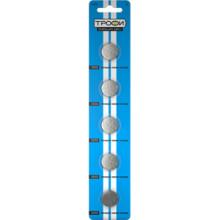 Элемент питания Трофи CR2032-5BL (5/100)