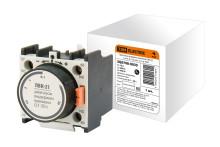 ПВН-21 ( откл. 0,1-30 сек ) 1з+1р TDM
