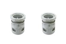 Муфта вводная для гофротрубы 25 мм (25шт) TDM
