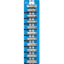 Элемент питания  Трофи LR6-10BL strip (10/100)