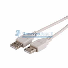 Шнур  USB-A (male) - USB-A (male)  1.8M  REXANT