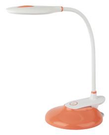 ЭРА NLED-459-9W-OR оранжевый наст.светильник