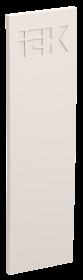 Соединитель на стык лицевой для крышки 75 мм.