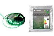 Лента светодиодная SMD2835-60 LED/м-IP20-12 В-4,8 Вт/м-зелёный (5 м) TDM