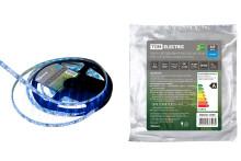 Лента светодиодная SMD2835-60 LED/м-IP20-12 В-4,8 Вт/м-синий (5 м) TDM