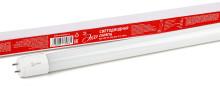 Лампа светодиодная Эра ECO LED T8-10W-840-G13-600mm (диод,трубка стекл,10Вт,нейтр,непов. G13)