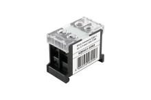 Блок зажимов БЗД-2 до 2,5 мм2 20A TDM