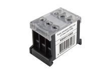 Блок зажимов БЗД-3 до 2,5 мм2 20A TDM