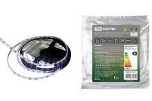 Лента светодиодная SMD5050-30 LED/м-IP65-12 В-7,2 Вт/м-6000 К (5 м) TDM