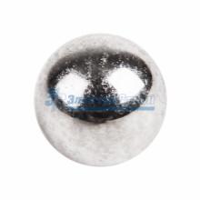Неодимовый магнит шар 5 мм сцепление 0,35 кг (упаковка 20 шт)