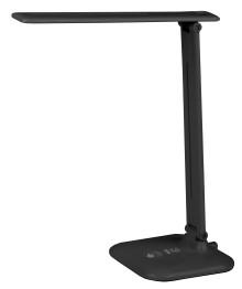 ЭРА NLED-462-10W-BK черный наст.светильник