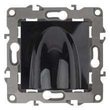 12-6003-06  ЭРА Вывод кабеля, Эра12, чёрный