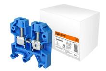 Зажим наборный ЗНИ-16мм2 (JXB100А) синий TDM