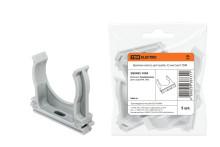 Крепеж-клипса для трубы 32 мм (5шт) TDM